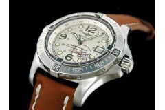 BSW00031E-Replica Breitling Steelfish Superocean 44mm White Automatic Man Watch